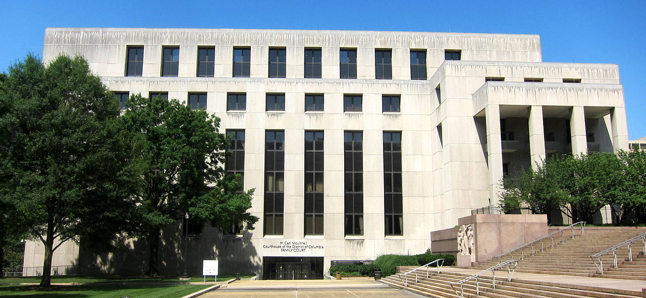 H. Carl Moultrie Courthouse